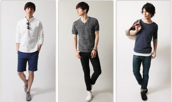 流行りのファッションを心がける