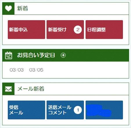 主に新着情報の管理画面