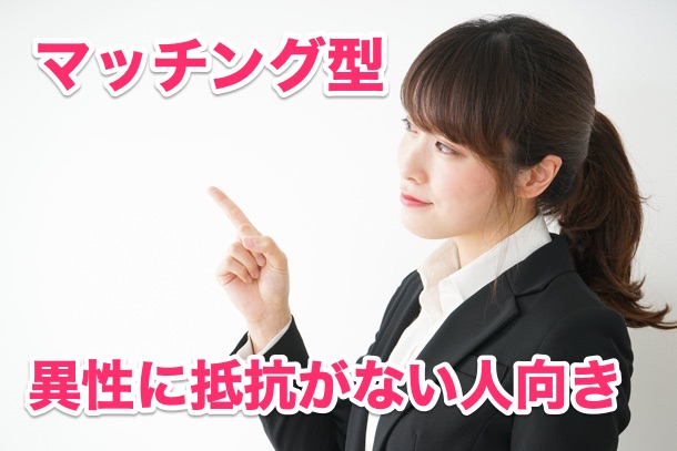 結婚相談所おすすめベスト3・マッチング型(成婚料無し)